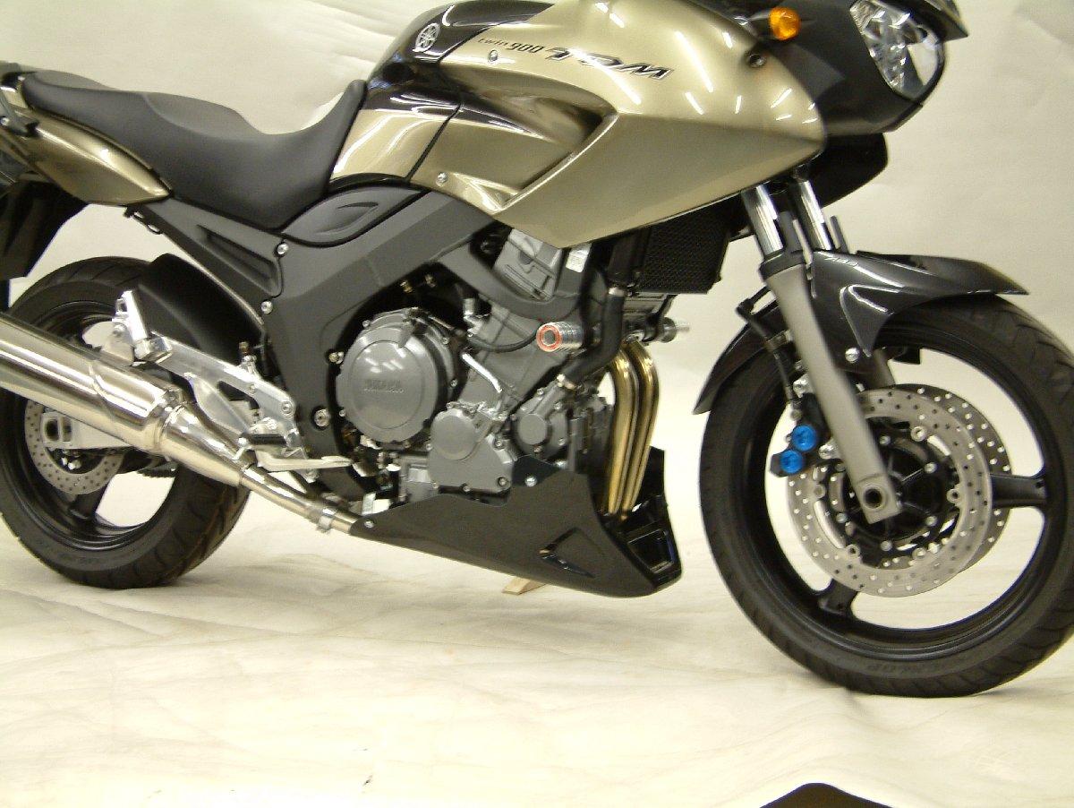 Yamaha Tdm  Fiche Technique